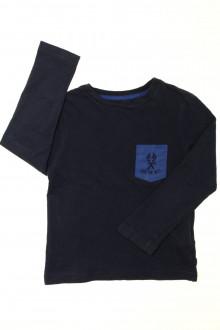 vêtement enfant occasion Tee-shirt manches longues Okaïdi 4 ans Okaïdi