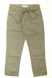vetement marque occasion Pantalon en toile Okaïdi 5 ans Okaïdi