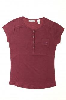 vetement occasion enfants Tee-shirt manches courtes Okaïdi 8 ans Okaïdi