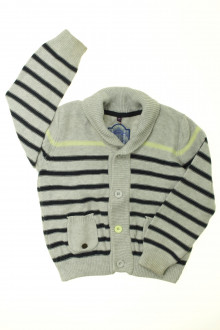 vetement d'occasion Cardigan rayé Sergent Major 5 ans Sergent Major