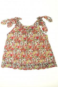 vêtements d occasion enfants Blouse fleurie Okaïdi 8 ans Okaïdi