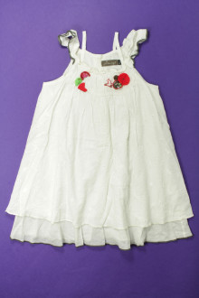 vetement occasion enfants Robe en broderie anglaise Jean Bourget 4 ans Jean Bourget
