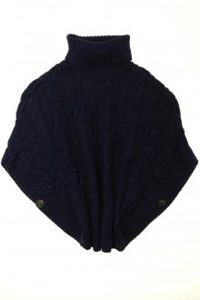 vêtements occasion enfants Poncho torsadé Monoprix 8 ans Monoprix