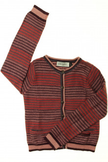 vetement  occasion Cardigan rayé Jean Bourget 4 ans Jean Bourget