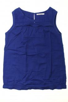 vêtements enfants occasion Blouse sans manches - 14 ans Monoprix 12 ans Monoprix
