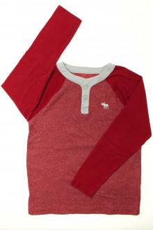 vetements enfants d occasion Tee-shirt manches longues  Abercrombie 8 ans Abercrombie