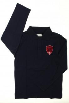 vêtements occasion enfants Polo manches longues - NEUF Interdit de me Gronder 8 ans Interdit de me Gronder