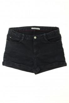 vetements d occasion enfant Short en jean de couleur - 14 ans Monoprix 12 ans Monoprix
