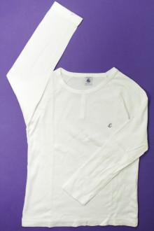 vetement occasion enfants Tee-shirt manches longues Petit Bateau 10 ans Petit Bateau