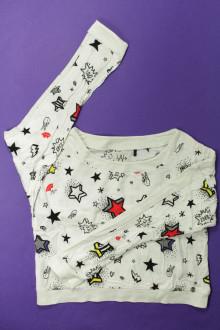 vetements enfants d occasion Tee-shirt manches longues - 14 ans IKKS 12 ans IKKS