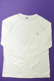 vêtements enfants occasion Tee-shirt manches longues - 14 ans Petit Bateau 12 ans Petit Bateau