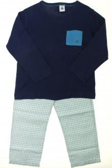 vetement occasion enfants Pyjama en coton Petit Bateau 5 ans Petit Bateau