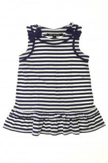 vêtement enfant occasion Robe de plage rayée Lili Gaufrette 4 ans Lili Gaufrette