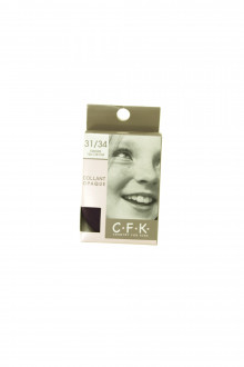 vetement  occasion Collant fin opaque - NEUF CFK 8 ans CFK