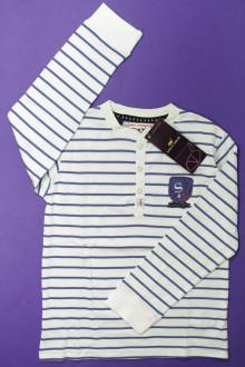 vêtements occasion enfants Tee-shirt rayé manches longues - NEUF Sergent Major 8 ans Sergent Major