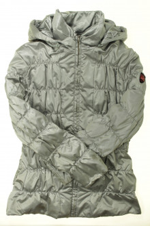 vetement marque occasion Parka argentée Ooxoo 12 ans Ooxoo