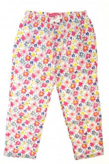 vêtements enfants occasion Pantalon fluide fleuri Week-end à la mer 6 ans Week-end à la mer