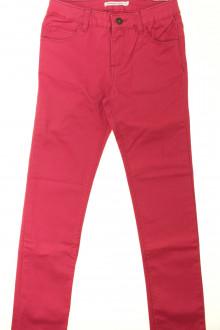 vetement marque occasion Pantalon en toile Monoprix 8 ans Monoprix