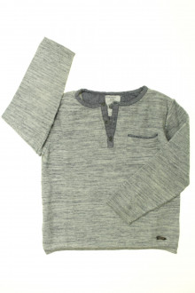 vetement occasion enfants Tee-shirt manches longues Zara 7 ans Zara