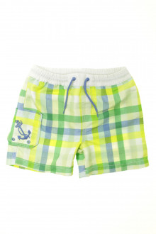 vetement occasion enfants Boxer de bain à carreaux Sergent Major 4 ans Sergent Major
