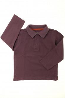 vêtements occasion enfants Polo manches longues Vertbaudet 4 ans Vertbaudet
