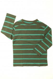 vetement occasion enfants Tee-shirt rayé manches longues Vertbaudet 4 ans Vertbaudet