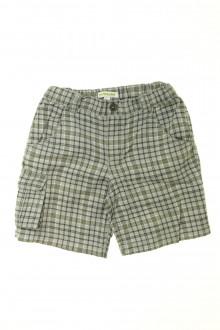 vêtements occasion enfants Short à carreaux Vertbaudet 4 ans Vertbaudet
