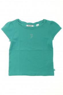 vêtements occasion enfants Tee-shirt manches courtes Okaïdi 3 ans Okaïdi