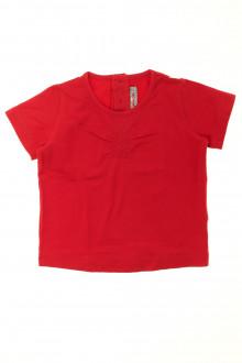 vêtements d occasion enfants Tee-shirt manches courtes Clayeux 3 ans Clayeux