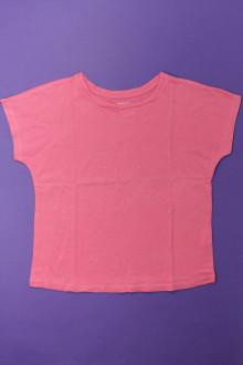vetements enfants d occasion Tee-shirt manches courtes brillant Monoprix 8 ans Monoprix