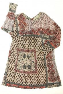 vêtements occasion enfants Robe tunique Zara 8 ans Zara