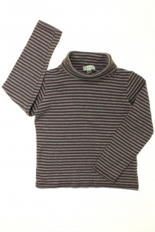 vêtements occasion enfants Sous-pull rayé Vertbaudet 8 ans Vertbaudet