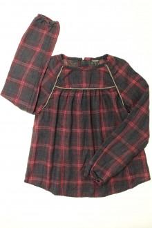 vêtements occasion enfants Blouse à carreaux Tape à l'Œil 8 ans Tape à l'œil