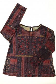 vêtement enfant occasion Tee-shirt en velours ras Zara 8 ans Zara