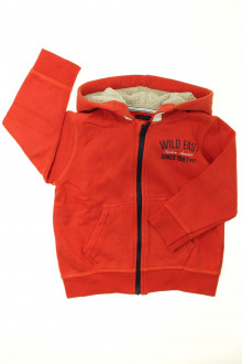 vetements d occasion enfant Sweat zippé à capuche IKKS 4 ans IKKS