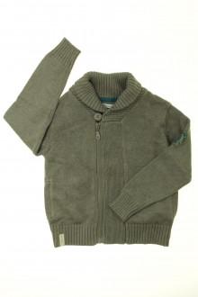 vêtements d occasion enfants Gilet zippé Okaïdi 4 ans Okaïdi