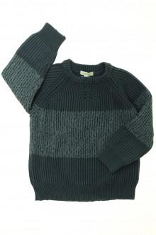 vêtements occasion enfants Pull à rayures Vertbaudet 5 ans Vertbaudet