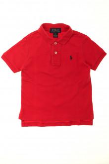 vêtements occasion enfants Polo manches courtes Ralph Lauren 3 ans Ralph Lauren