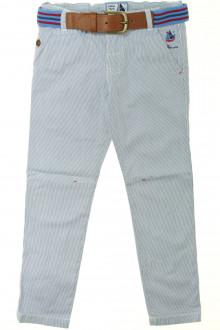 vêtements enfants occasion Pantalon à fines rayures Sergent Major 4 ans Sergent Major
