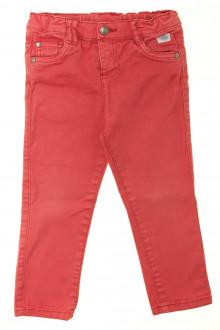 vêtements occasion enfants Jean de couleur Cadet Rousselle 3 ans Cadet Rousselle