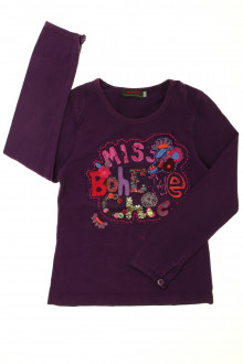 vetement occasion enfants Tee-shirt manches longues Catimini 5 ans Catimini