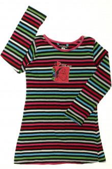 vêtements occasion enfants Chemise de nuit rayée Ooxoo 4 ans Ooxoo