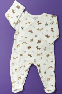 vetements d occasion bébé Pyjama/Dors-bien en molleton
