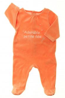 Habits pour bébé occasion Pyjama/Dors-bien en velours
