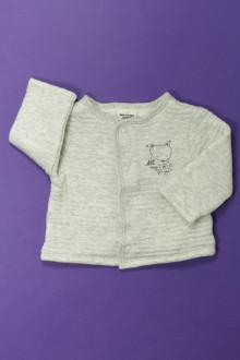habits bébé occasion Brassière matelassée Tape à l'Œil 1 mois Tape à l'œil