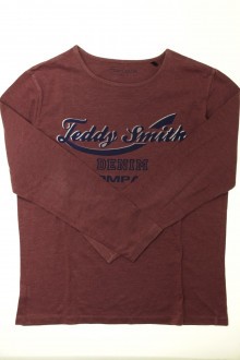 vetement d'occasion enfants Tee-shirt manches longues - 14 ans Teddy Smith 12 ans Teddy Smith