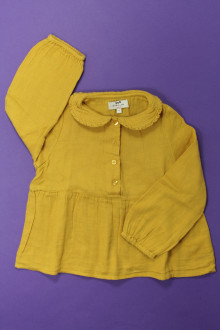 vêtements occasion enfants Blouse manches longues Cyrillus 4 ans Cyrillus
