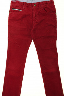 vetement marque occasion Pantalon en velours fin Cyrillus 9 ans Cyrillus