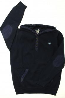 vêtements occasion enfants Pull à capuche Cyrillus 10 ans Cyrillus