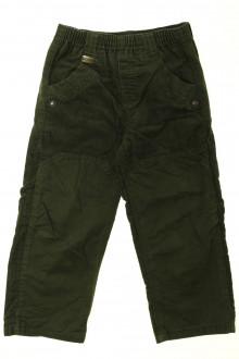 vêtements enfants occasion Pantalon bi-matière Catimini 4 ans Catimini